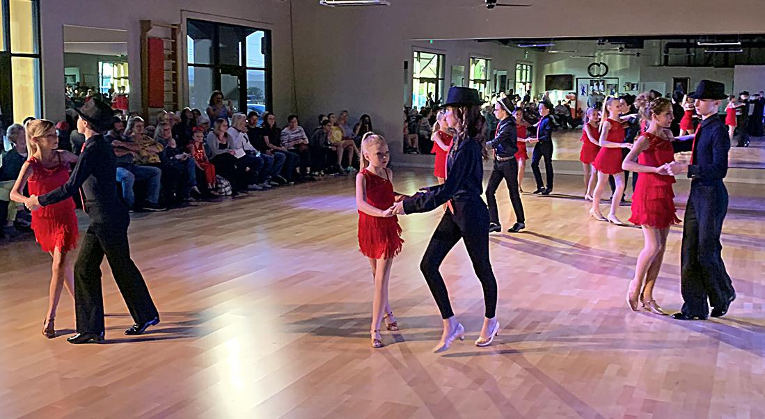 Dance As Fire - Saint George