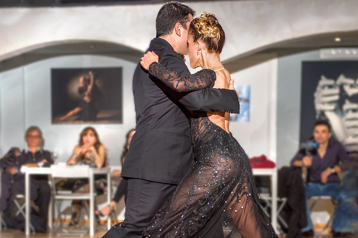 Tango valz