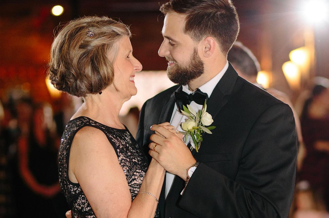 Mother-Son-Dances